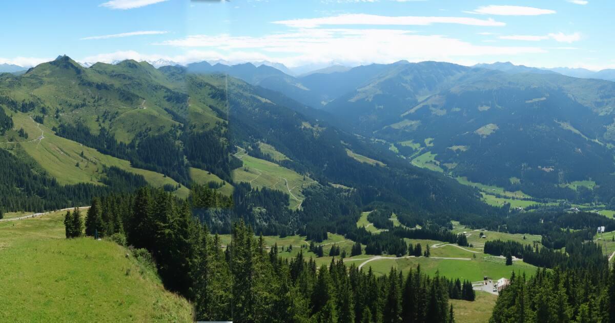 Fleiding - Top of SkiWelt